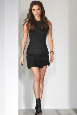 NEW YORK FASHION WEEK - VICTORIA BECKHAM (VICTORIA BECKHAM SPRING COLLECTION SHOW)It is one of the most anticipated weeks in the fashion world; and the Mercedes Benz Fashion Week in New York has not failed to impress in the fashion stakes with the most gorgeous frocks and threads on display.We are talking unmissable style icons adorned in sophisticated, elegant and edgy designs from our celebrated, talented designers.Here are the hottest shots straight from New York for YOUR viewing pleasure!Image Source: Just Jared