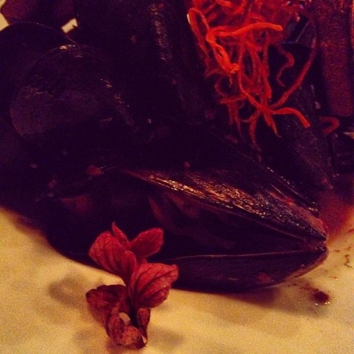 #mussels (Taken with Instagram)