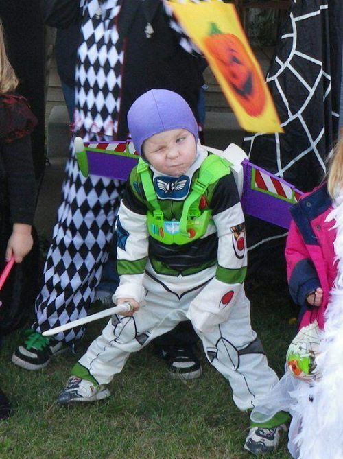 Bad-ass Buzz Lightyear.