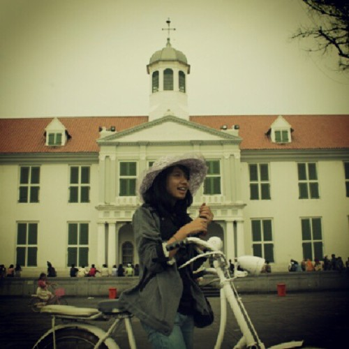 #kota tua (Taken with Instagram)
