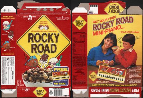 Rocky Road Cereal [Flickr]