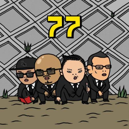 leessanggary:  one of my favorite song of PSY '77' with Leessang & Kim Jin Pyo, but I like Gangnam Style more ^^ hehehe