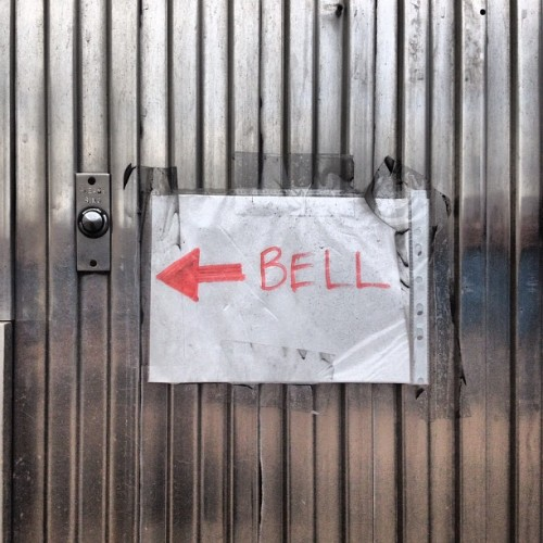 Bell. (Taken with Instagram)