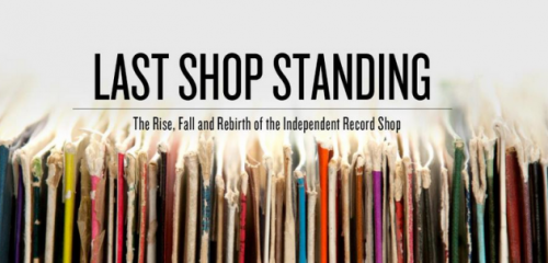 Last Shop Standing is a documentary that chronicles the rise and fall of UK record shops by talking to shop owners and UK rock stars: (via Video: The Last Shop Standing)