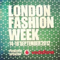 Boden goes to #LFW with style journalist Julia Robson,