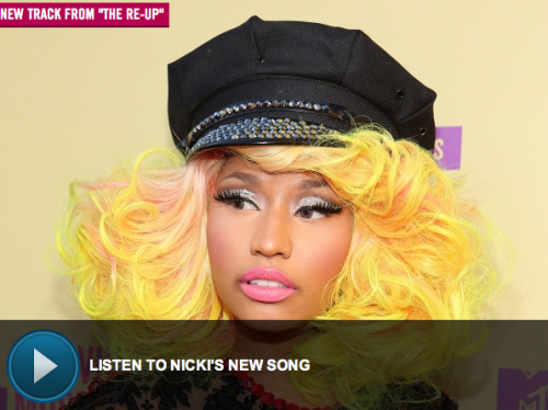 LISTEN: Nicki Minaj releases new single, 'The Boys' featuring Cassie.