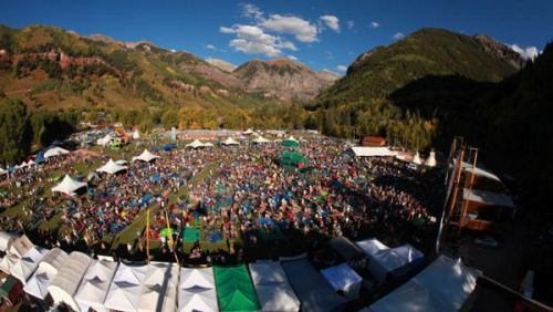 Any of you lucky ones making it to the Blues & Brews Festival in Telluride this weekend?  Check out the line-up for this year!