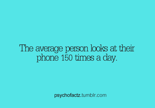More Facts on Psychofacts :)