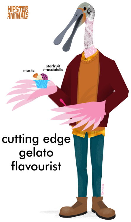 cutting edge gelato flavourist