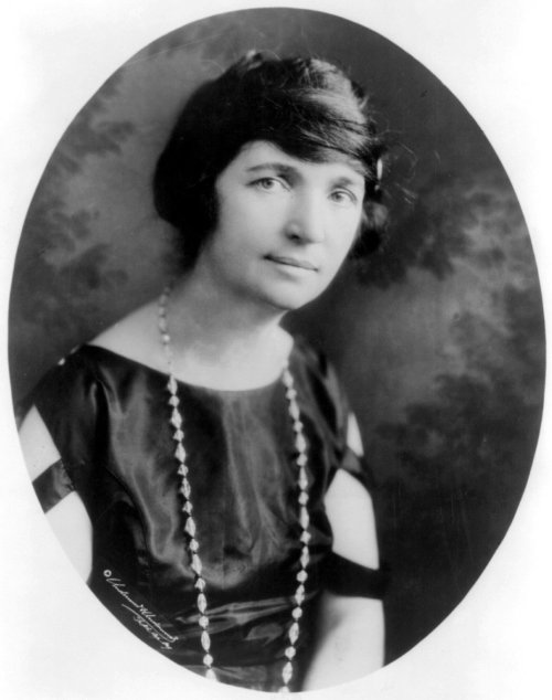 Our founder, Margaret Sanger, was born 133 years ago today. Here's to a great hero of our movement.