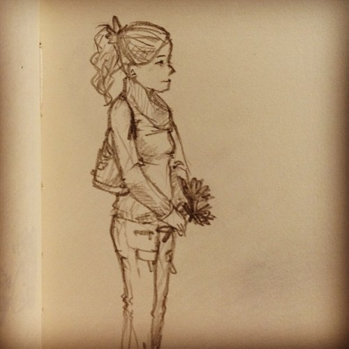 Airport doodles.. (Taken with Instagram)