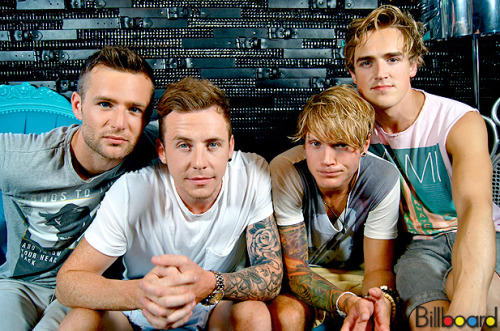 "keithersc:  McFly: A Long, Hot Video Q&A With the U.K. Pop/Rock Band McFly is hot. Literally. The British band is in the sweltering green room of the Roxy Theatre, where, just a few hours after our video interview, the group played its second of two sold-out shows in Los Angeles.But before that, Billboard chatted with the quartet for well over a half-hour, talking about a range of topics. They discussed everything from their upcoming new album, their first American concerts, their autobiography ""Unsaid Things: Our Story"" and much more. … (Watch the full 30-minute video interview at Billboard.com)"