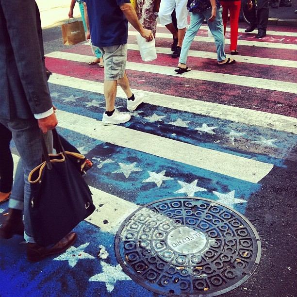 #streetart #USA #NYC  (Taken with Instagram)
