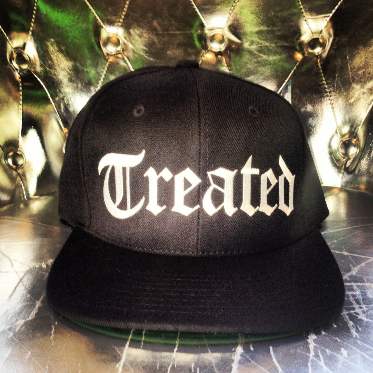 #treatedcrew