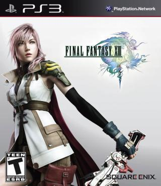 I am playing Final Fantasy XIII                                      Check-in to               Final Fantasy XIII on GetGlue.com
