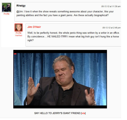 The Best Of Our Live Discussion With Jim O'Heir (Jerry!) From 'Parks And Recreation'