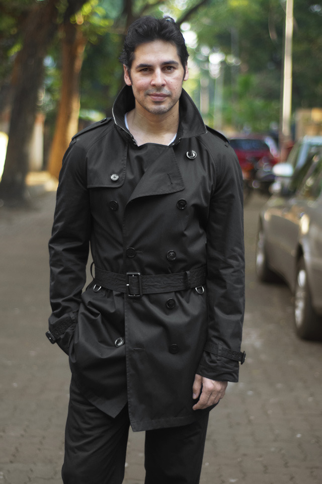Dino Morea Photographed by Wearabout in Mumbai Bollywood Actor