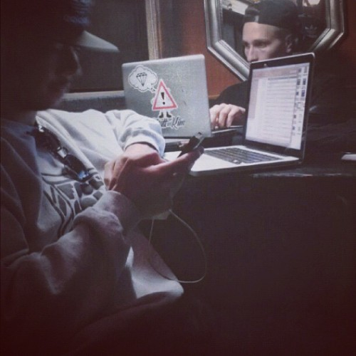 TOUR BUS LIFE (Taken with Instagram)