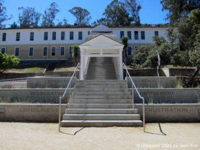 Angel Island: Immigrating through Closed Doors http://bit.ly/RQ8EyU