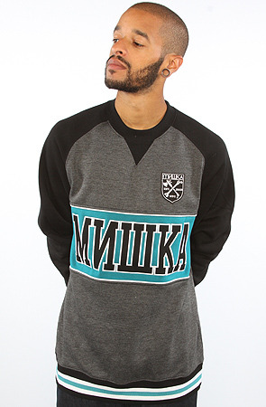 likeitallll:  Mishka The 3 Flavor Crewneck Sweatshirt in Black $79.00 Get 20% off with rep code: Allstar12