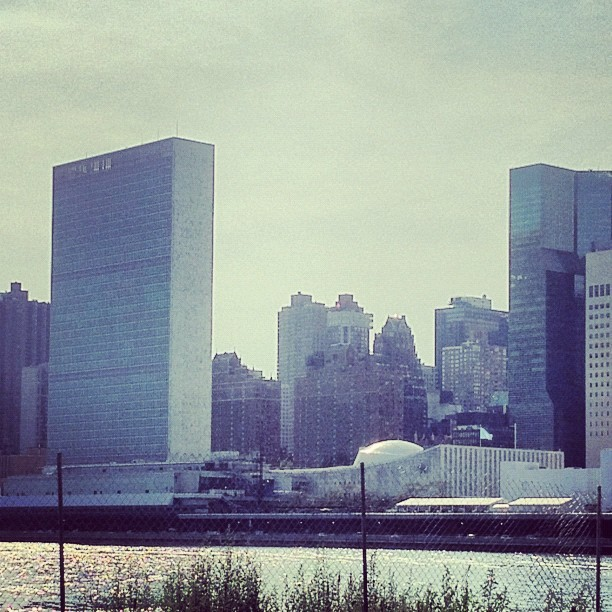 Taken with Instagram at United Nations Headquarters