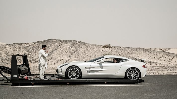 dammitammit:  $1,415,000 Aston Martin One-77