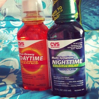 Alright sickness I'm ready for you. You're going down. 💪👇🙅 (Taken with Instagram)