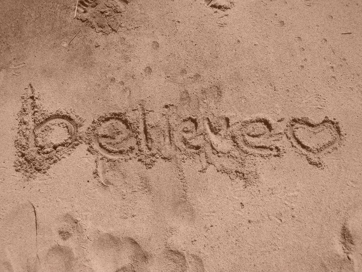 imperfectly-perfect-mee:  Took it at the beach last summer:) believe