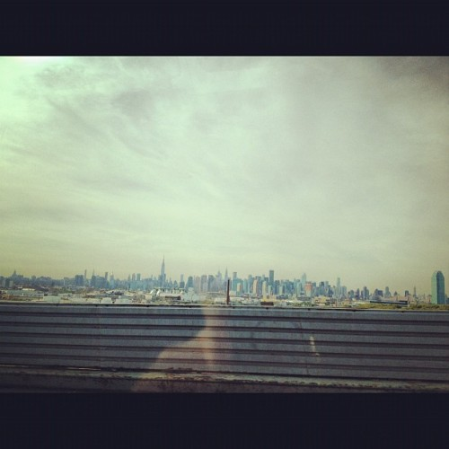 Taken with Instagram at Brooklyn/Queens Expressway (BQE)