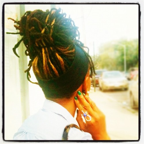 drox:  #locs #naturalhair #dredlocs #brooklyn (Taken with Instagram at Crown Heights, Brooklyn)