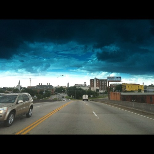 City of Valdosta. #nofilter #valdosta  (Taken with Instagram)