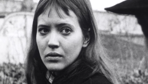Anna Karina in Band of Outsiders