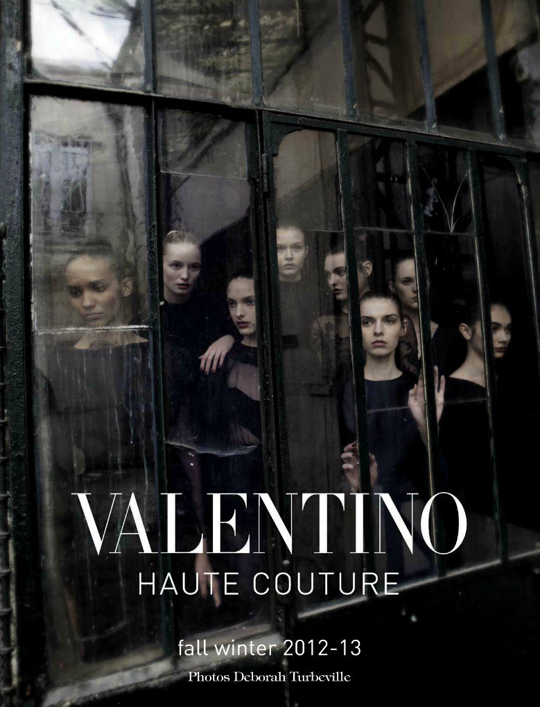 """Valentino Haute Couture"" Vogue Italia September 2013"