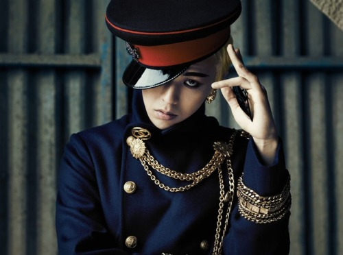 koreanloversphotoblogwp:  [OFFICIAL] G-Dragon - One Of A Kind