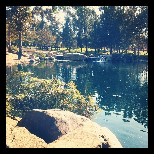 ☀🌊👍Happy Friday  (Taken with Instagram at Kenneth Hahn State Recreation Area)
