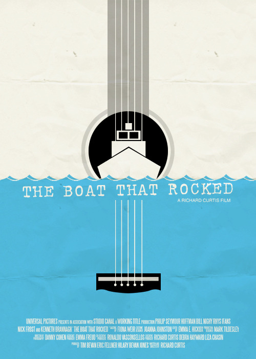The Boat That Rocked by sad-disco