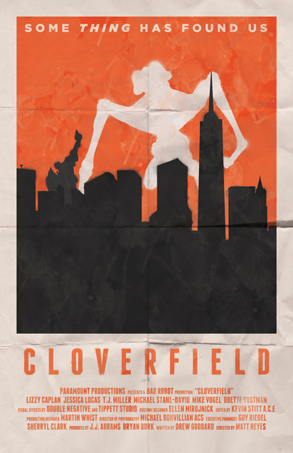 Cloverfield by William Henry