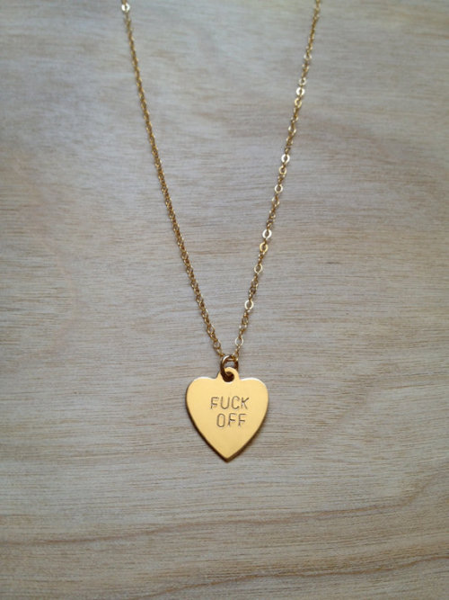 omg i just bought this necklace from this etsy and it is perf omfg god bless bunniesinla.com ♡