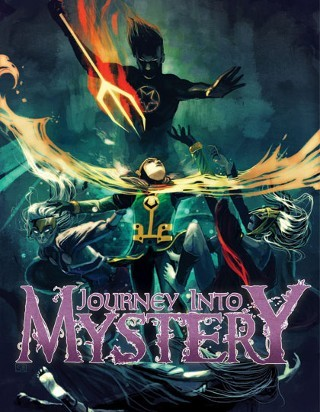 I am reading Journey Into Mystery                                                  48 others are also reading                       Journey Into Mystery on GetGlue.com