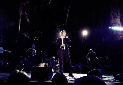 The Walkmen at the Ford Amphitheater