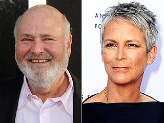 Rob Reiner + Jamie Lee Curtis are set to play Jess' parents on New Girl, this season! We're talking about one half of the duo that wrote When Harry Met Sally and the daughter of Janet Leigh and Tony Curtis. I mean come on. COME ON.  I couldn't have chosen a better pair, myself. They will appear in this year's Thanksgiving episode. This is going to be epic. (Click the photo for EntertainmentWeekly.com)