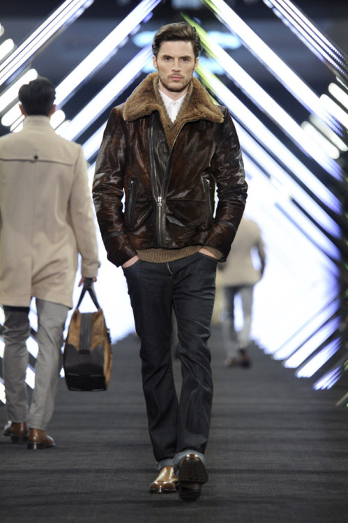 mensfashionworld:  BOSS Black Fall/Winter 2012