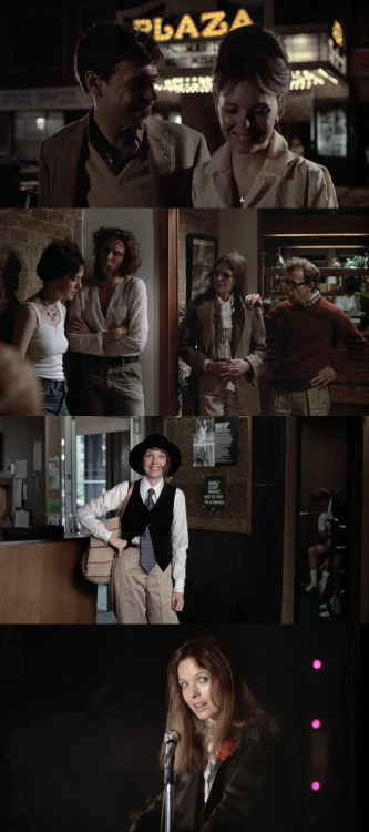 Annie Hall, 1977 (dir. Woody Allen) By Sam Barrett
