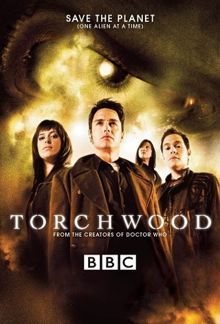 I am watching Torchwood                                                  15 others are also watching                       Torchwood on GetGlue.com