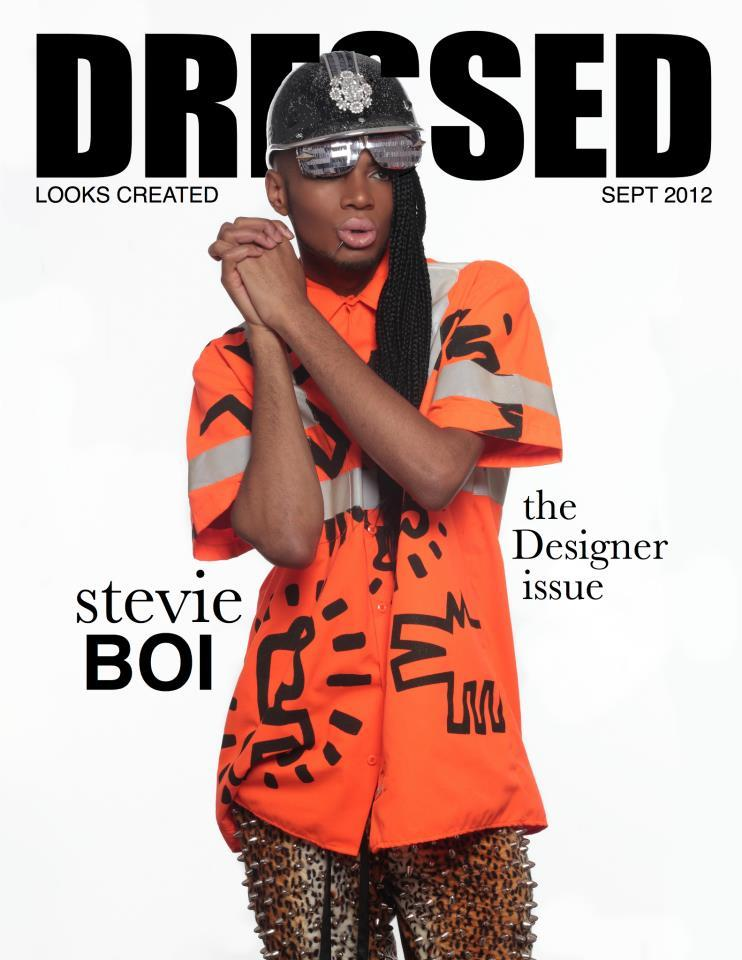 Make sure you checkout the September issue of DRESSED Magazine!