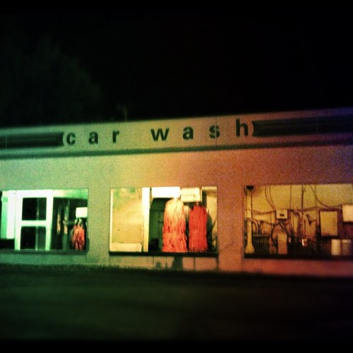 Car.Wash.  (Taken with Instagram)