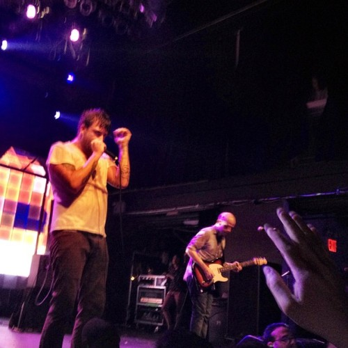 Anthony and Colin #circasurvive #nyc (Taken with Instagram)