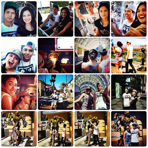 #universaltourjulielmo pictures by Ms Rose & Ms Mariti