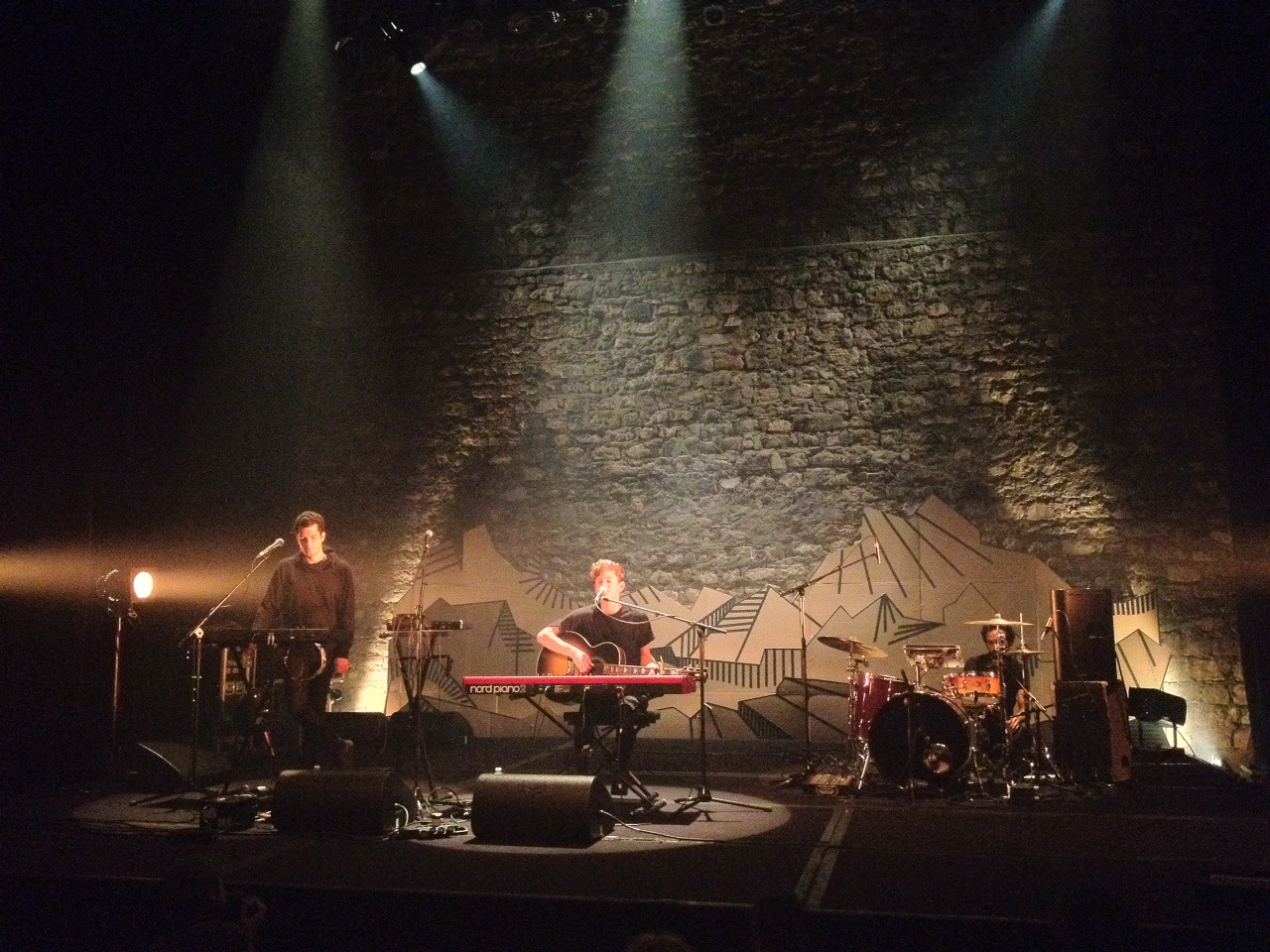 Perfume Genius, Paris.   Courtesy of MM.