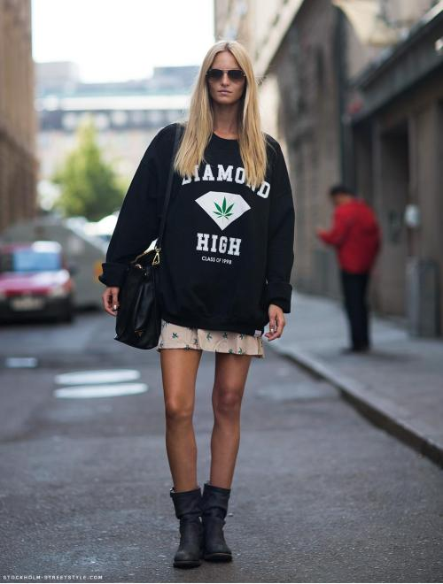 what-do-i-wear:  Theres Alexandersson (image: stockholmstreetstyle)